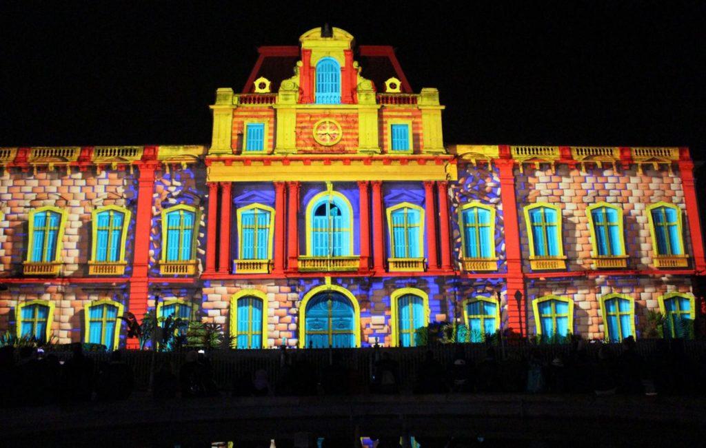Choeur de Ville en Lumière 2016